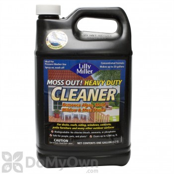 Lilly Miller Moss Out Heavy Duty Cleaner