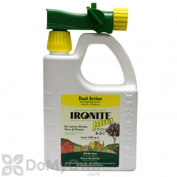 Ironite Plus Lawn & Garden Ready-To-Spray 6-2-1
