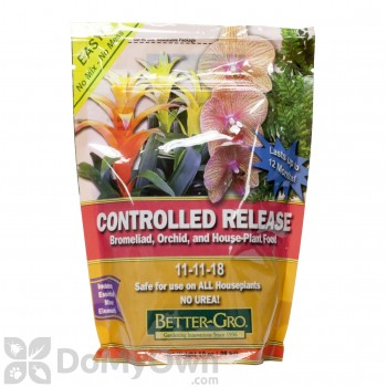 Sub Bulb Better-Gro Bromeliad Plant Food 11-11-18