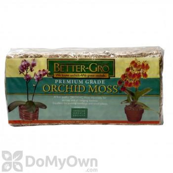 Sun Bulb Better-Gro Orchid Moss