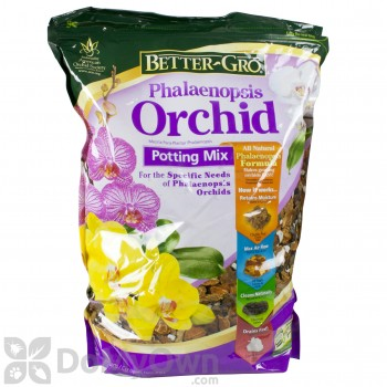 Sun Bulb Better-Gro Phalaenopsis Orchid Potting Mix