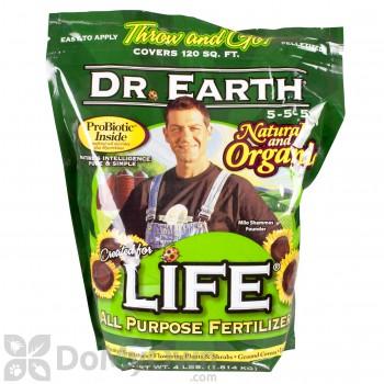 Dr Earth Life All Purpose Pelletized Fertilizer