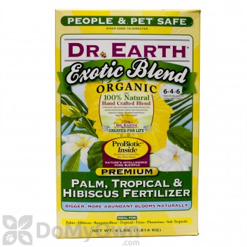 Dr Earth Organic Palm, Tropical & Hibiscus Fertilizer