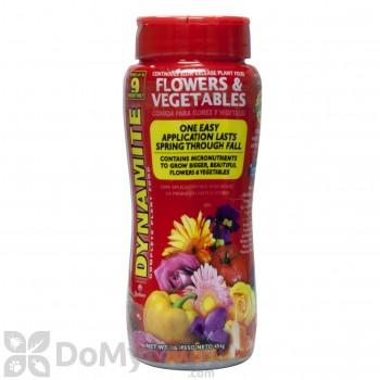 Dynamite Flower & Vegetable Plant Food 13-13-13