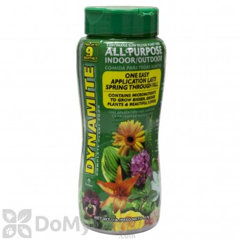 Dynamite All Purpose Plant Food 18-6-8