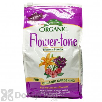 Espoma Flower-Tone Plant Food 3-4-5