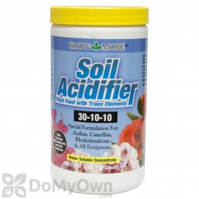Grow More Soil Acidifier 30-10-10