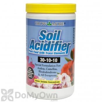 Grow More Soil Acidifier 30-10-10