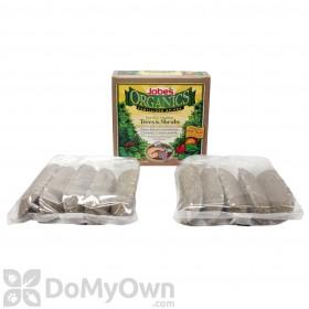 Jobe's Organics Fertilizer Spikes For Outdoor Trees & Shrubs (10 Pack)