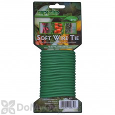 Luster Leaf Rapiclip Light Duty Soft Wire Plant Tie 16 ft.