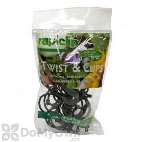 Luster Leaf Rapiclip Plant Twist and Clips (30 pack)