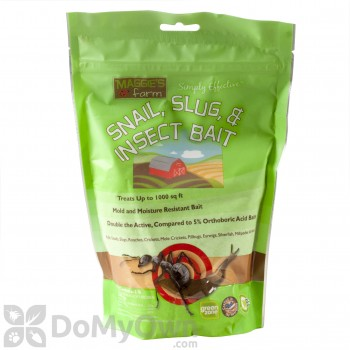 Maggies Farm Snail, Slug and Insect Bait