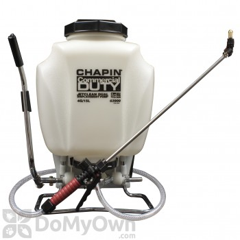 Chapin Commercial Duty Backpack Sprayer Jet Clean 4 Gal. (63900)