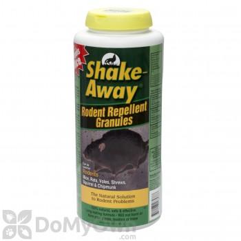 Shake-Away Rodent Repellent Granules