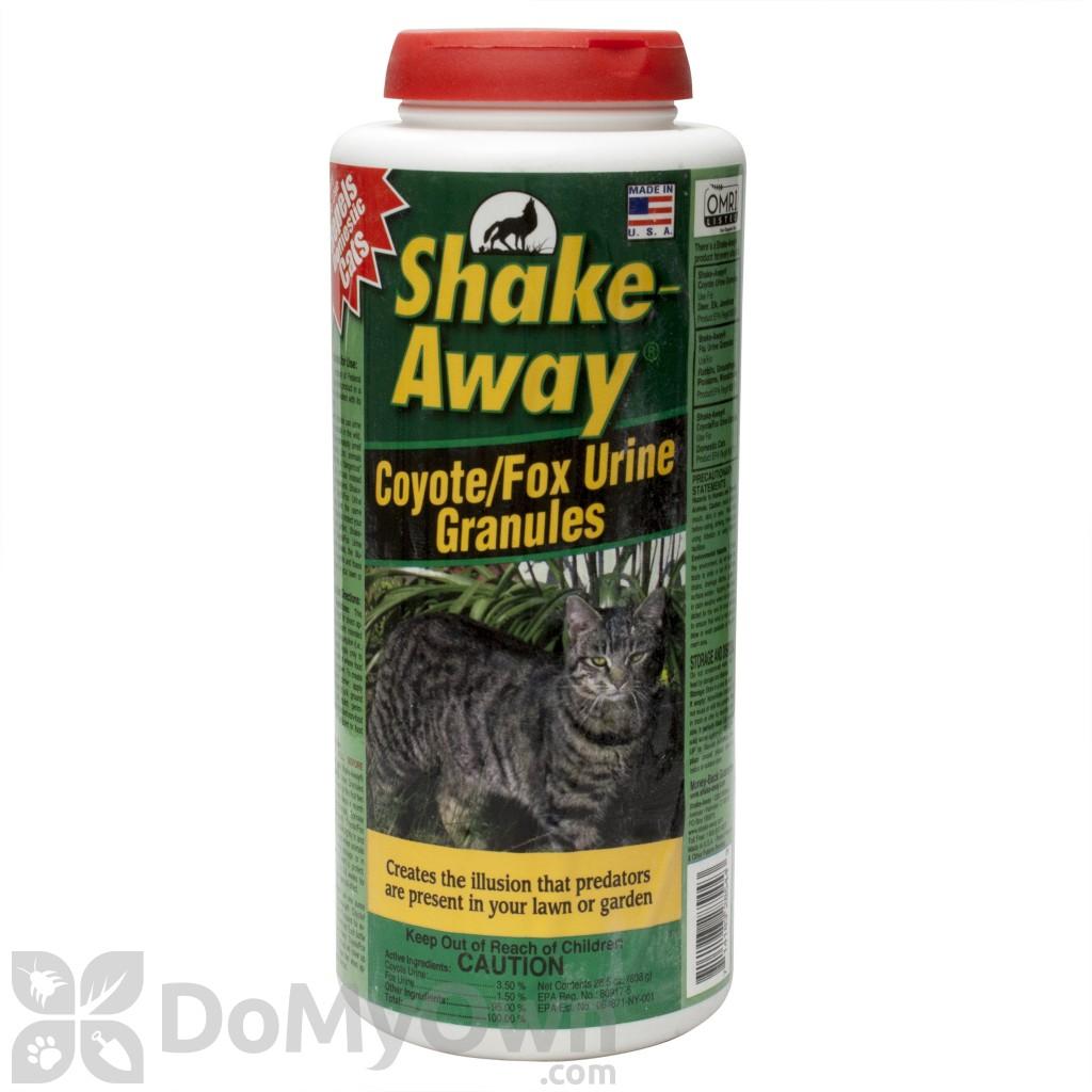 Shake Away Reviews Cats