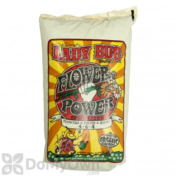 Lady Bug Natural Brand Flower Power 4-6-4