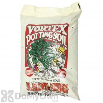 Lady Bug Natural Brand Vortex Potting Soil