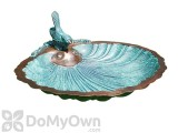 ACHLA Designs Scallop Shell Bird Bath (BBM-01)