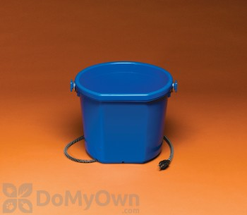 Allied Precision Heated Flat Back Bucket - 5 Gallons (20FB)