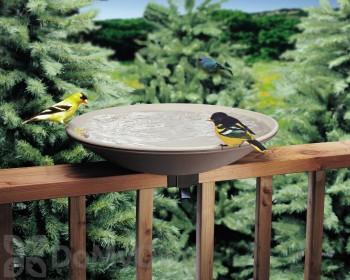 Allied Precision EZ Deck Tilt & Clean Non - Heated Bird Bath 20 in. (645)