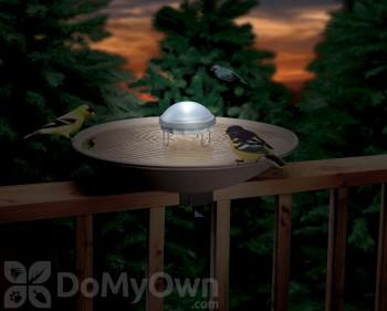 Allied Precision Aurora Bird Bath Water Wiggler (lighted) (7WW)