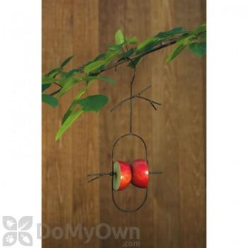 Ancient Graffiti Hanging Fruit Bird Feeder Spear Twig (87113)