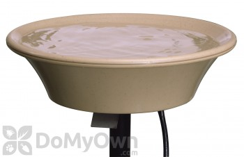 Allied Precision 14 inch Bird Bath Deck/Pole Heated (14B)