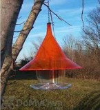 Arundale Sky Cafe Orange Bird Feeder (AR360O)