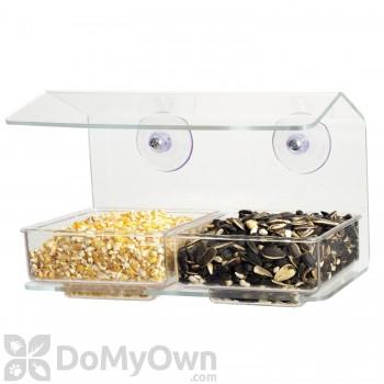 Aspects Buffet Double Bird Feeder Seed Tray (002)