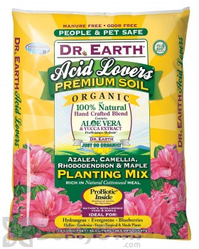 Dr Earth Acid Lovers Premium Soil Organic Planting Mix