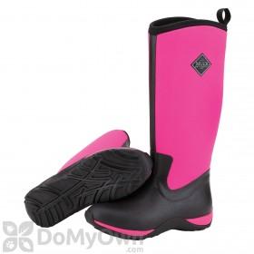 Muck Boots Arctic Adventure Women's Black / Hot Pink Boot