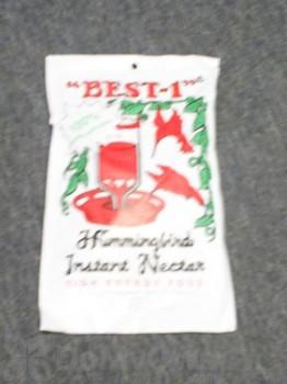 Best - 1 Hummingbird Nectar Mix 8 oz. (BESTNEC72)