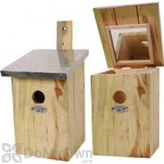 Best For Birds Mirrored Nesting Bird House (BFBNKY)
