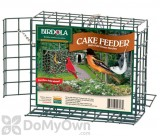 Birdola Products Large Bird Seed Cake Feeder with Perches (54327)