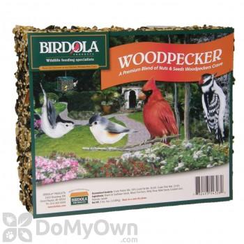 Birdola Products Woodpecker Bird Seed Cake (54328)