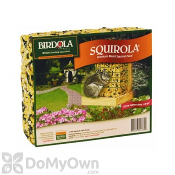 Birdola Products Squirola Bird Seed Cake (54330)