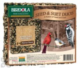 Birdola Products Duos Bird Seed Cake Peanut (54507)