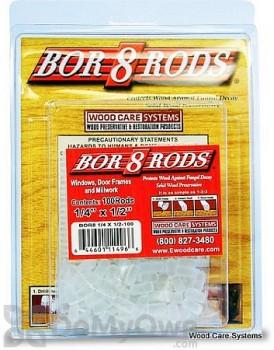 Bor8 Rods 1/4\