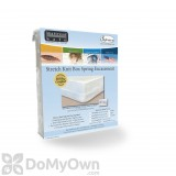 Mattress Safe Stretch Knit Box Spring Encasement - Full Plus+