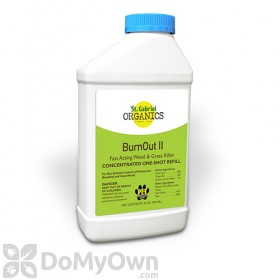 BurnOut Weed & Grass Killer Concentrate