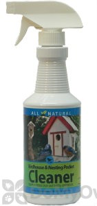 Care Free Enzymes Bird House Cleaner 16 oz. (94724)