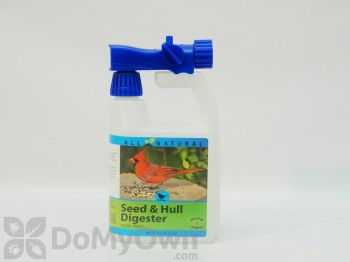 Care Free Enzymes Seed and Hull Digester Spray Cleaner 32 oz. (94720)