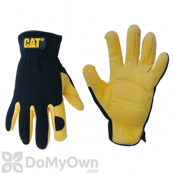 CAT Premium Deerskin Gloves