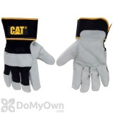 CAT Cowhide Split Leather Palm Gloves
