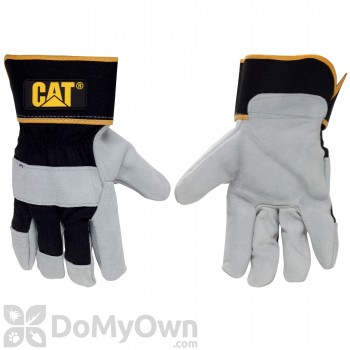 CAT Cowhide Split Leather Palm Gloves