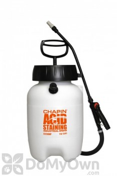 Chapin Industrial Acid Staining Sprayer 1 Gal. (22230XP)