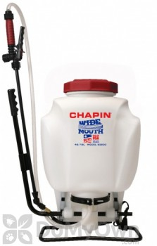 Chapin Wide Mouth Backpack Sprayer 4 Gal. (63800)