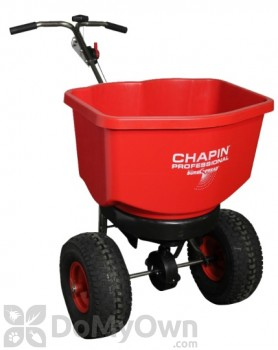 Chapin Stainless All Season Professional SureSpread Spreader 125 lbs. (82125)