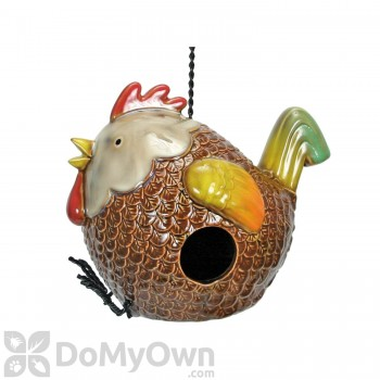 Coynes Company Chicken Bird House (D2626)