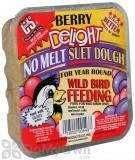 C&S Products Berry Delight No-Melt Suet Dough (543)